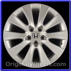 Honda Factory Rims >> 2010 Honda Accord Rims 2010 Honda Accord Wheels At