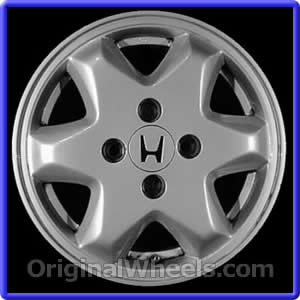 Alloy Wheels Honda Accord