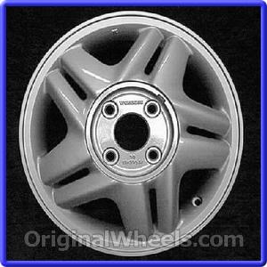 1996 Honda Accord Rims, 1996 Honda Accord Wheels at ...