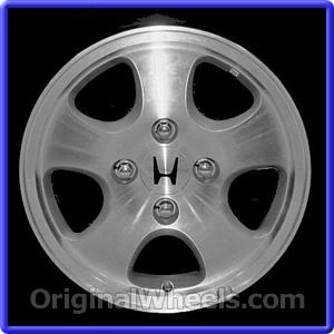 1997 honda accord rims 1997 honda accord wheels at for Honda accord lug pattern
