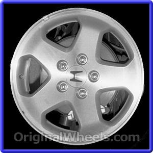 1999 honda accord rims 1999 honda accord wheels at for Honda crv lug pattern