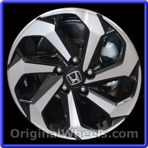 Wheel Part Number: #64080 2016 2017 Honda Accord