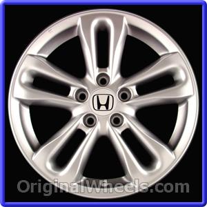 2007 Honda Civic Rims 2007 Honda Civic Wheels At