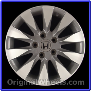 2009 Honda Civic Rims 2009 Honda Civic Wheels At