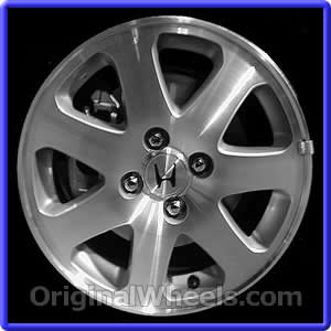 Like New 1999 Honda Civic Wheels Used Rims