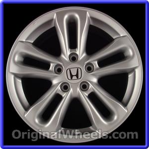 2008 Honda Civic Rims 2008 Honda Civic Wheels At