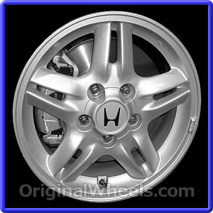 1997 honda cr v rims 1997 honda cr v wheels at for Honda crv lug pattern