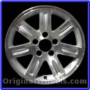2008 Honda Element Rims, 2008 Honda Element Wheels at OriginalWheels.com