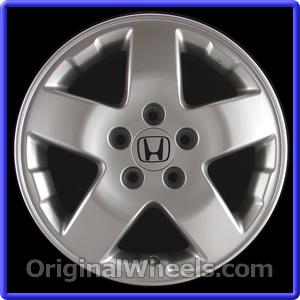 Honda Civic Hubcaps >> 2005 Honda Element Rims, 2005 Honda Element Wheels at OriginalWheels.com