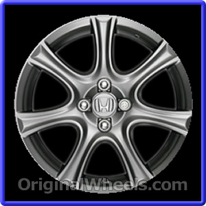 Wheel Part Number: #63997 2009 2014 Honda Fit