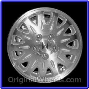 Oem Honda Odyssey Wheels Used Factory Original Rims Html Autos Weblog