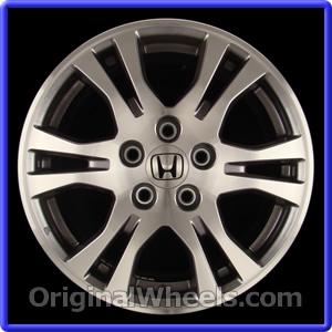 2011 Honda Odyssey Rims 2011 Honda Odyssey Wheels At