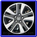 2016 Honda Odyssey Rims 2016 Honda Odyssey Wheels At Originalwheels Com