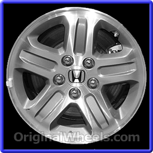 2005 honda pilot rims 2005 honda pilot wheels at. Black Bedroom Furniture Sets. Home Design Ideas