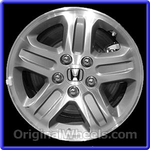2005 Honda Pilot Rims, 2005 Honda Pilot Wheels at ...