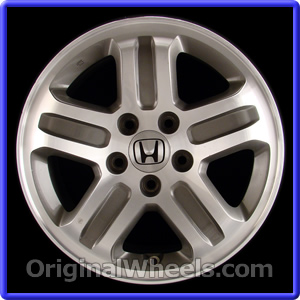 2004 honda pilot rims 2004 honda pilot wheels at. Black Bedroom Furniture Sets. Home Design Ideas