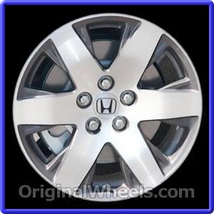 2012 Honda Pilot Rims, 2012 Honda Pilot Wheels at ...