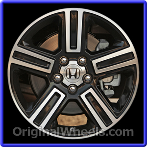 2014 Honda Ridgeline Rims, 2014 Honda Ridgeline Wheels at OriginalWheels.com