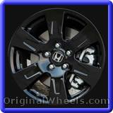 2017 Honda Ridgeline Rims, 2017 Honda Ridgeline Wheels at OriginalWheels.com