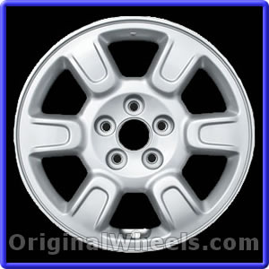 2006 Honda Ridgeline Rims, 2006 Honda Ridgeline Wheels at OriginalWheels.com