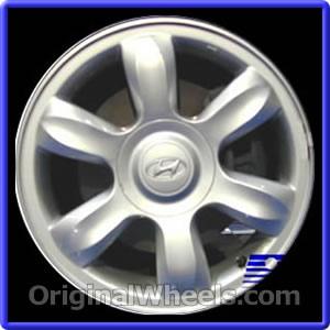 2007 Hyundai Accent Rims 2007 Hyundai Accent Wheels At