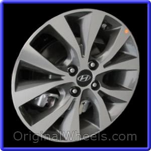 2016 Hyundai Accent Rims 2016 Hyundai Accent Wheels At