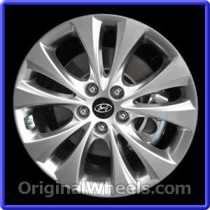 2013 Hyundai Azera Rims 2013 Hyundai Azera Wheels At