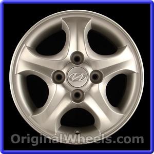 2001 hyundai elantra wheel bolt pattern