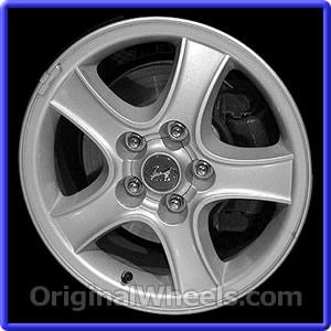 2003 Hyundai Santa Fe Rims 2003 Hyundai Santa Fe Wheels