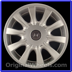 2003 Hyundai Sonata Rims 2003 Hyundai Sonata Wheels At