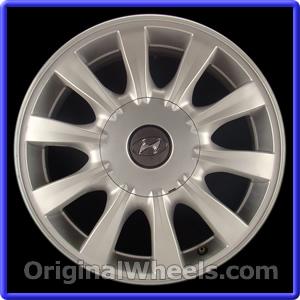 2002 Hyundai Sonata Rims, 2002 Hyundai Sonata Wheels at ...