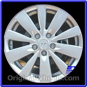 2009 Hyundai Sonata Rims 2009 Hyundai Sonata Wheels At