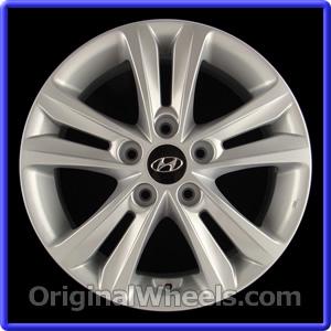 2011 Hyundai Sonata Rims, 2011 Hyundai Sonata Wheels at ...