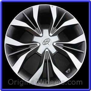 2016 Hyundai Sonata Rims Wheels At