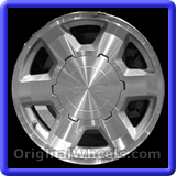 Machined Wheel