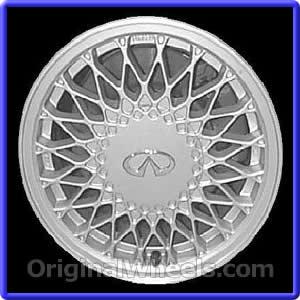 Infiniti J Wheels B