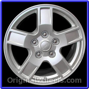 06 jeep cherokee lug pattern