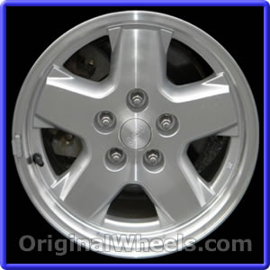 Good Like New 2005 Jeep Liberty Wheels   Used 2005 Jeep Liberty Rims