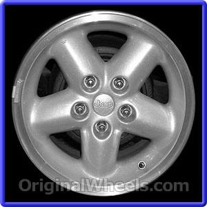 1999 Jeep Wrangler Rims 1999 Jeep Wrangler Wheels At