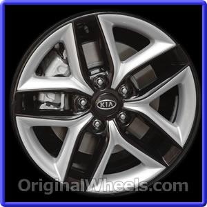 2012 Kia Forte Koup >> 2010 Kia Forte Rims, 2010 Kia Forte Wheels at ...