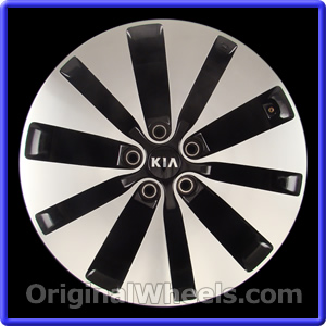 Like New 2012 Kia Optima Wheels   Used 2012 Kia Optima Rims