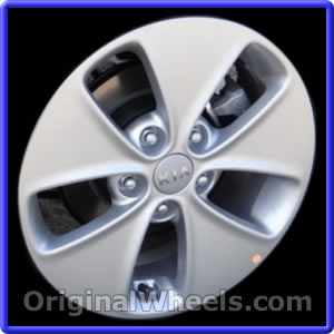 2015 Kia Soul Rims, 2015 Kia Soul Wheels at OriginalWheels.com