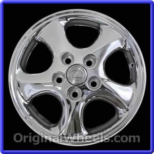 Lexus Es Wheels A B