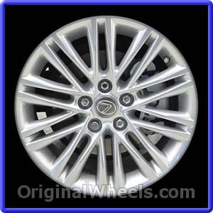 2013 Lexus ES 350 Rims 2013 Lexus ES 350 Wheels At