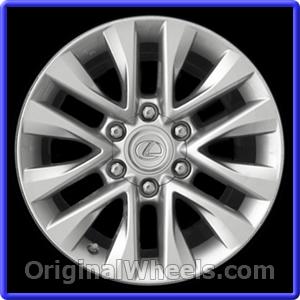 2014 lexus gx 460 rims 2014 lexus gx 460 wheels at. Black Bedroom Furniture Sets. Home Design Ideas