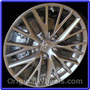 2016 Lexus IS300 Rims, 2016 Lexus IS300 Wheels at ...