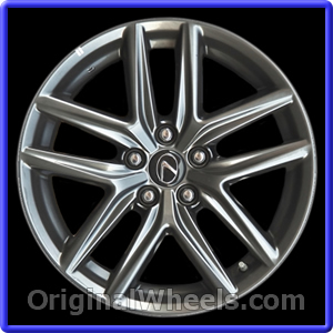 2014 Lexus Is 250 Rims 2014 Lexus Is 250 Wheels At Originalwheels Com