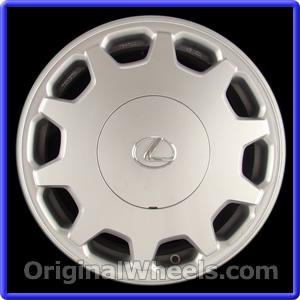 Lexus Ls Wheels B