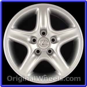 2002 Lexus RX 300 Rims 2002 Lexus RX 300 Wheels At