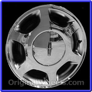 2000 Lincoln Continental Rims 2000 Lincoln Continental Wheels At